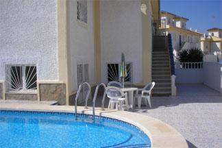 Villa with swimming pool in Quesada Spain