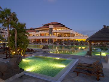 Los Cristianos Tenerife Luxury Country Club Apartments