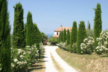 Villa for rental Sleeps up to 8 in Campofilone Ascoli Piceno Marche Region Italy