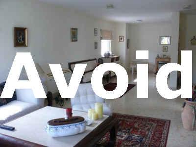 Beautiful Israeli Cottage on Israel's Riviera To Be Avoided