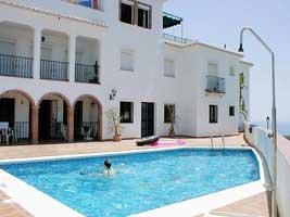 Frigiliana Costa del Sol Luxury Apartment for Holiday Rental