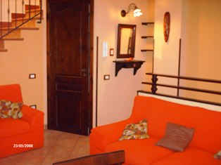 Sicily Balestrate Townhouse for Holiday Rental