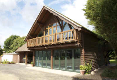 Oxford Chalet First Floor Apartment For Rental Near London