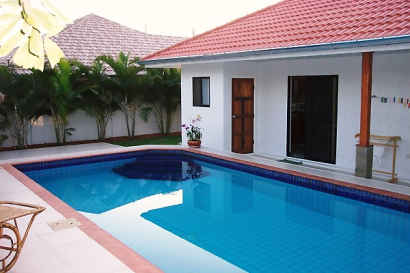 Self Catering 2 Bedroomed Villa With Private Pool Thailand