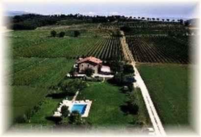 Villa Rental in Torgiano Umbria Assisi Italy