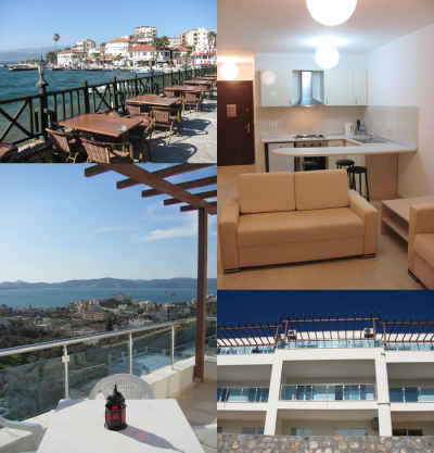 Holiday Rental Penthouse in Turkey for Self Catering