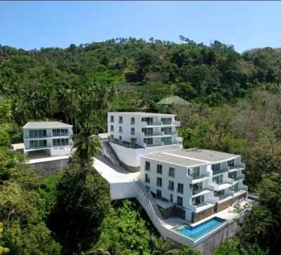 Kata Ocean View Condominium Phuket