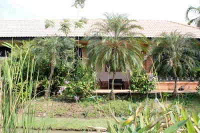 Chiang Mai Thailand Kinkala Garden Apartment