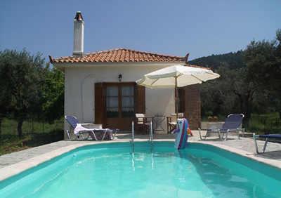 Greece Villa Rental in Magnisia Skopelos