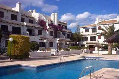 Apartment Cabo Roig Alicante Spain