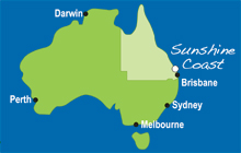 Queensland's Sunshine Coast is a perfect place for young families