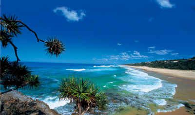Queensland's Sunshine Coast and Beaches